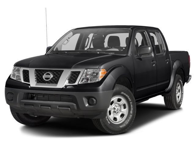 2018 Nissan Frontier S Truck Crew Cab