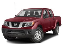 New 2018 Nissan Frontier S Truck Crew Cab in Totowa