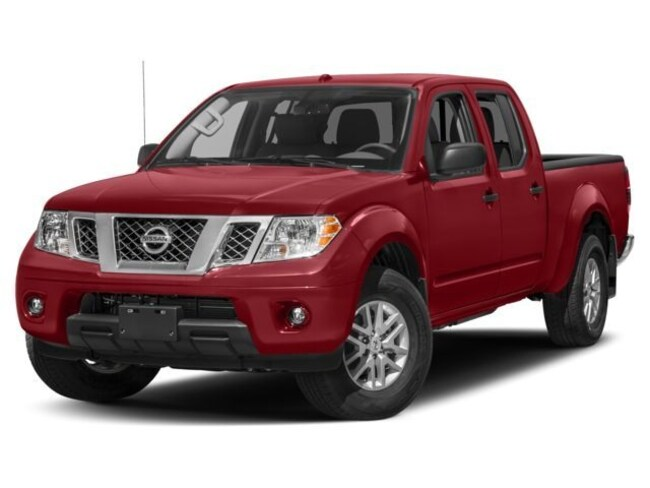 2018 Nissan Frontier SV Truck Crew Cab [] For Sale in Swazey, NH