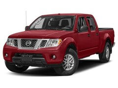 New 2018 Nissan Frontier SV Truck Crew Cab N9833 for Sale in State College, PA, at Nissan of State College