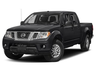 2018 Nissan Frontier SV Truck Crew Cab For sale near Turnersville NJ