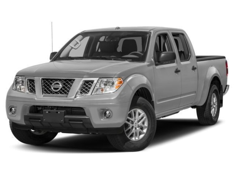 Used 2018 Nissan Frontier SV Truck Crew Cab for sale in Cumberland, MD