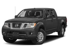 2018 Nissan Frontier SV Truck Crew Cab [LN3] For Sale Near Keene, NH