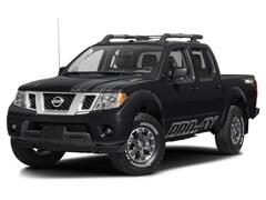 2018 Nissan Frontier PRO-4X Truck Crew Cab [L92, FLO]