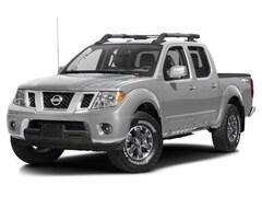 2018 Nissan Frontier PRO-4X Truck Crew Cab