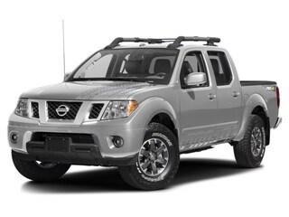 2018 Nissan Frontier PRO Truck Crew Cab