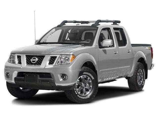 Used 2018 Nissan Frontier PRO 4X Crew Cab 4x4 PRO 4X Auto San Antonio