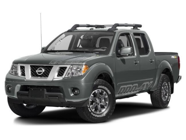 Pre-Owned 2018 Nissan Frontier PRO-4X Crew Cab 4x4 Auto in Durango, CO