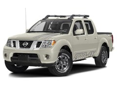 Used 2018 Nissan Frontier PRO-4X Truck Crew Cab in South Burlington