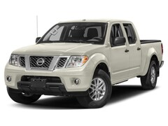 2018 Nissan Frontier SV Truck Crew Cab Eugene, OR
