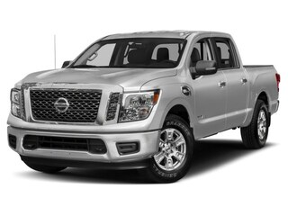 New 2018 Nissan Titan SV Truck Crew Cab in Rosenberg, TX