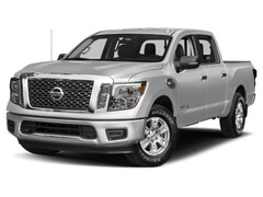 New Nissan vehicles 2018 Nissan Titan SV Truck Crew Cab 1N6AA1E61JN544545 for sale near you in Mesa, AZ