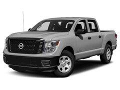 Certified Pre-Owned 2018 Nissan Titan PRO Truck Crew Cab Hickory, North Carolina