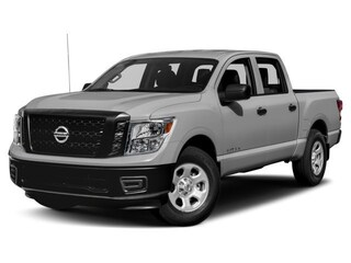 New 2018 Nissan Titan S Truck Crew Cab for sale in Modesto, CA at Central Valley Nissan