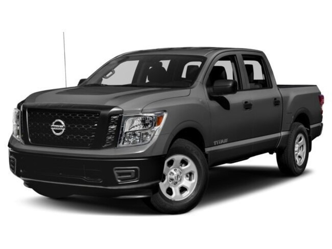 New 2018 Nissan Titan S Truck Crew Cab 1N6AA1EJ9JN542949 in Watertown, NY
