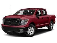 New 2018 Nissan Titan S Truck Crew Cab for Sale in Show Low AZ