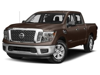 New 2018 Nissan Titan SV Truck Crew Cab for sale in Modesto, CA at Central Valley Nissan