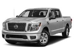 New 2018 Nissan Titan SV Truck Crew Cab N11289 for sale in Flagstaff, AZ