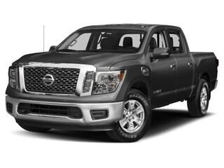 New Nissan 2018 Nissan Titan SV Truck Crew Cab for sale in Denver, CO