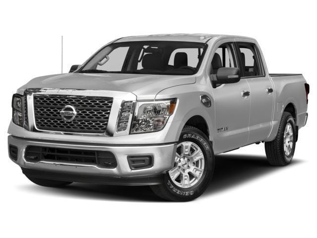 2018 Nissan Titan SV Truck Crew Cab for Sale in Portland ME