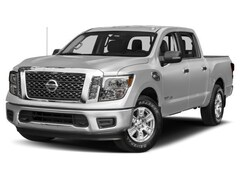 New 2018 Nissan Titan SV Truck Crew Cab Lake Norman, North Carolina