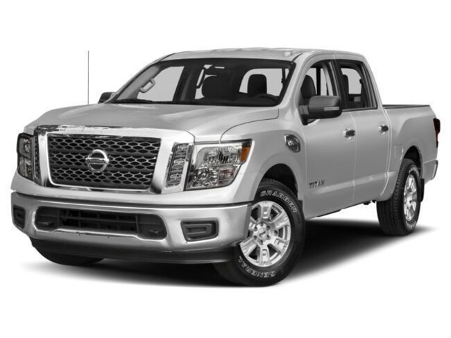 New 2018 Nissan Titan SV Truck Crew Cab in Springfield, MO