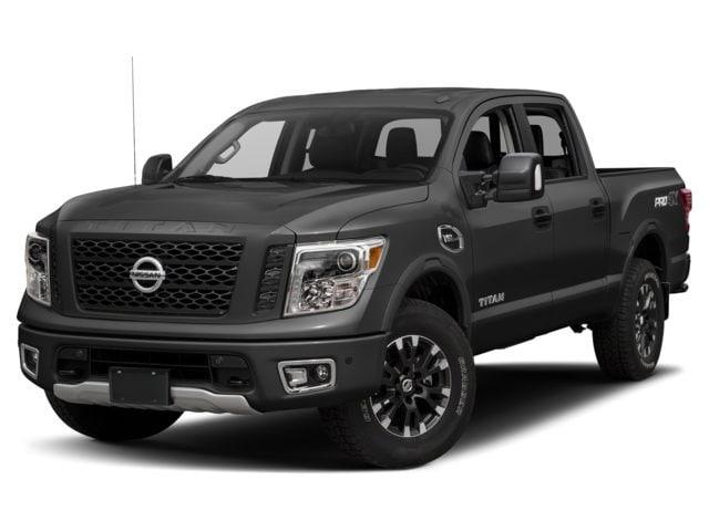 2018 Nissan Titan Truck Crew Cab