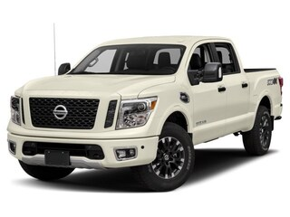 New 2018 Nissan Titan PRO-4X PICKUP in North Smithfield near Providence