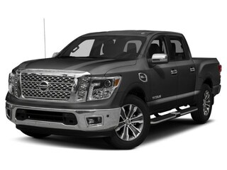 New 2018 Nissan Titan SL Truck Crew Cab 1N6AA1E50JN512547 for sale in Saint James, NY at Smithtown Nissan