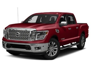 New 2018 Nissan Titan SL Truck Crew Cab for sale in Modesto, CA at Central Valley Nissan
