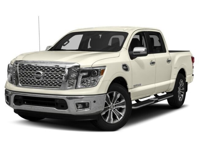 New 2018 Nissan Titan SL Truck Crew Cab For Sale/Lease Meridian, MS