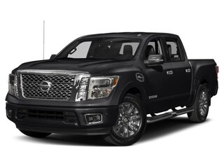 New 2018 Nissan Titan Platinum Reserve Truck Crew Cab N509794 in Conway, AR