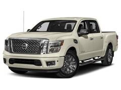 2018 Nissan Titan Platinum Reserve 4x4 Truck Crew Cab