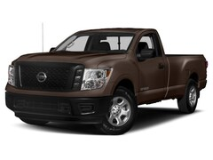 2018 Nissan Titan SV Truck Single Cab