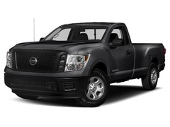 2018 Nissan Titan 4x2 Single Cab SV Regular Cab Pickup