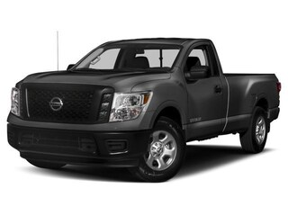 2018 Nissan Titan S Truck Single Cab