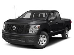 New 2018 Nissan Titan S Truck King Cab Winston Salem, North Carolina