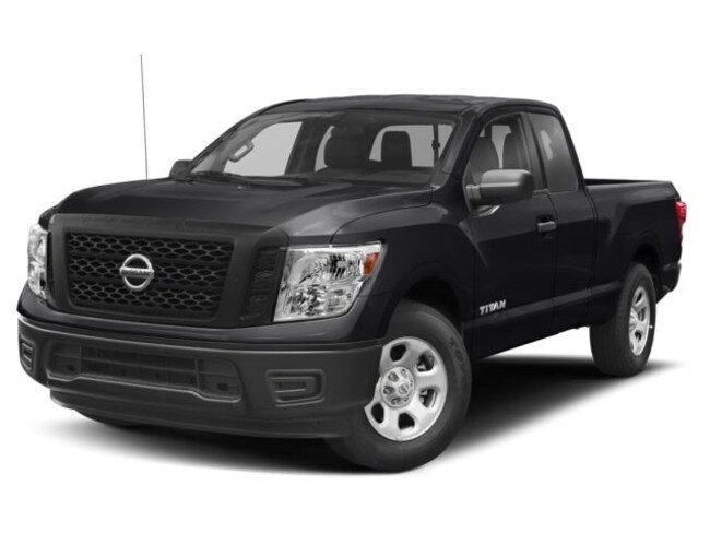New 2018 Nissan Titan S Truck King Cab For Sale/Lease Meridian, MS