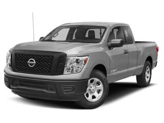 New 2018 Nissan Titan S Truck King Cab in Rosenberg, TX