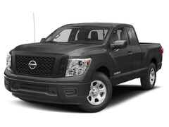 2018 Nissan Titan S Truck King Cab