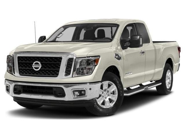 2018 Nissan Titan SV Truck King Cab