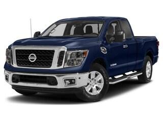 2018 Nissan Titan SV Truck