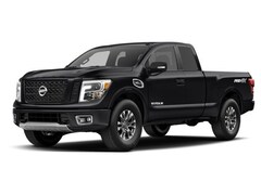 New 2018 Nissan Titan PRO-4X Truck King Cab 1N6AA1C58JN509379 for sale in Grand Rapids, MI