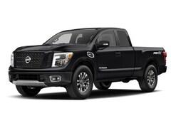 2018 Nissan Titan PRO-4X Truck King Cab