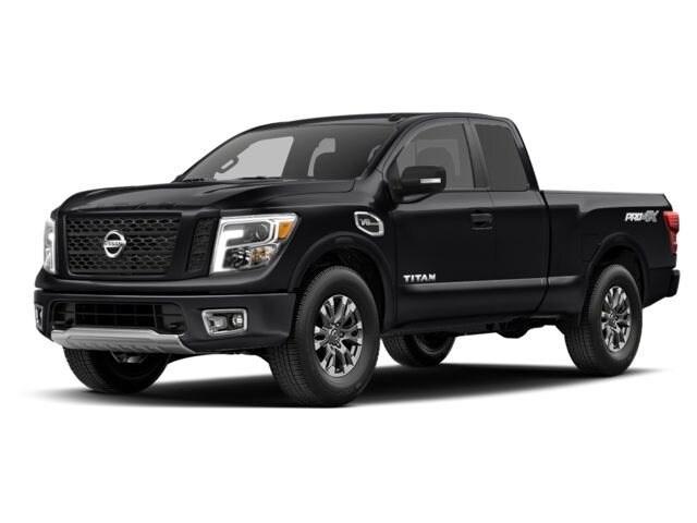 2018 Nissan Titan PRO 4X Truck King Cab