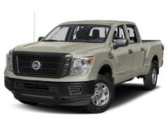 2018 Nissan Titan XD 4x2 Gas Crew Cab S Crew Cab Pickup