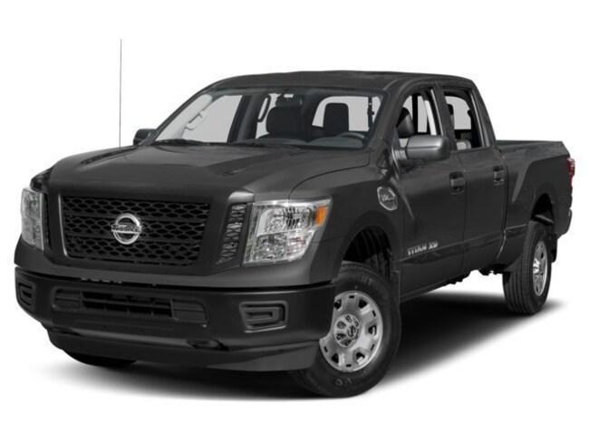 2018 Nissan Titan XD S Truck Crew Cab
