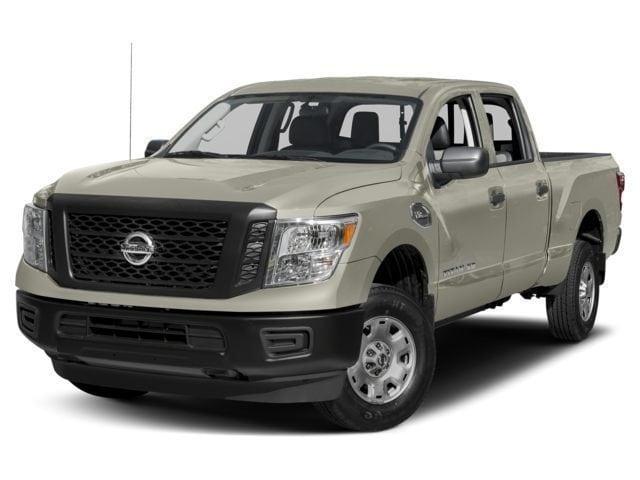 2018 Nissan Titan XD Truck Crew Cab