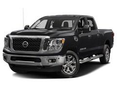 2018 Nissan Titan XD SV Diesel Truck Crew Cab [G-I, -B12, B12, G41, GOO, CN1, M92, G01, M11, K02, UT2, -M11, U01, -Z66, MD1, Z66, B93, SG3]