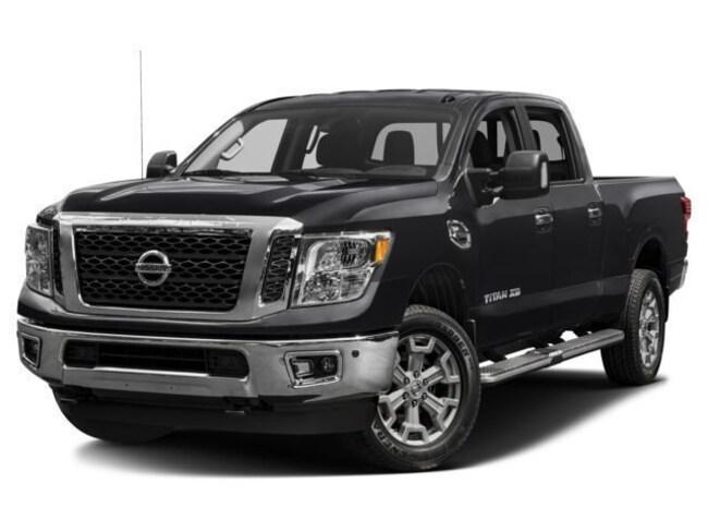 New 2018 Nissan Titan XD SV Truck Crew Cab 1N6BA1F41JN544448 Joplin